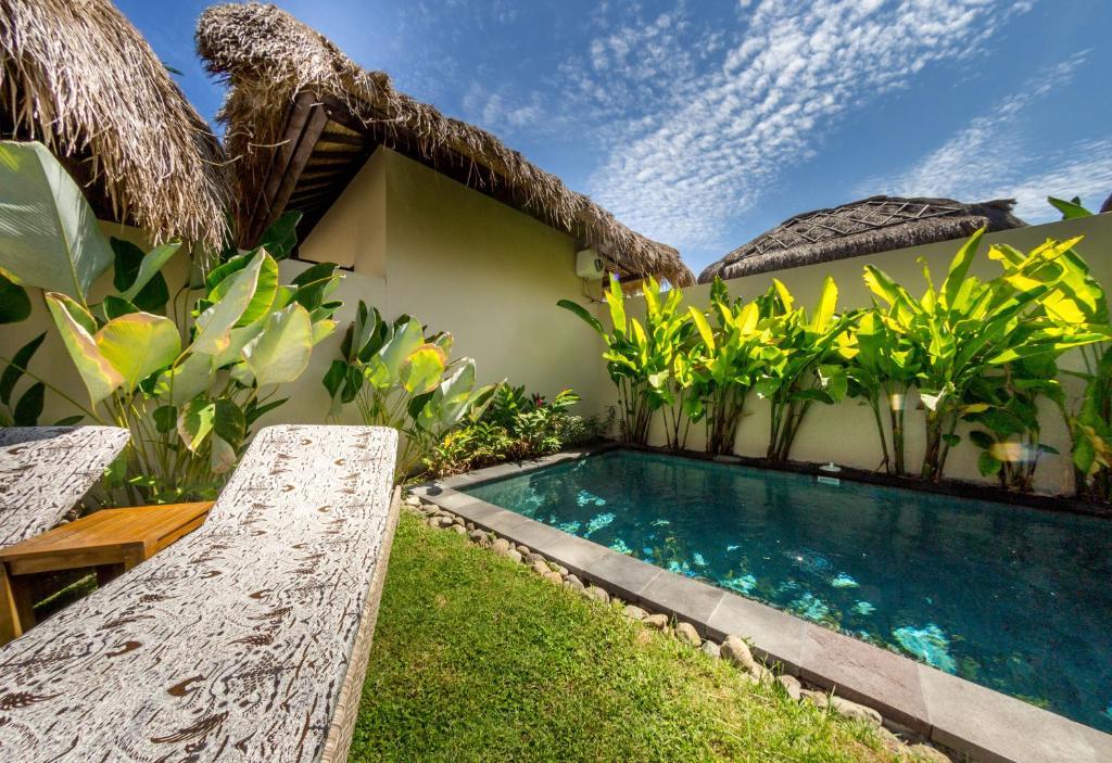 Anema Villa Spa Gili Lombok