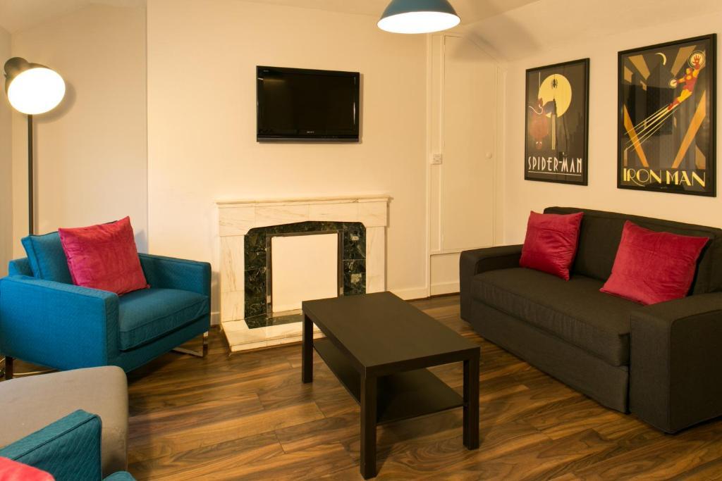 Apartment in the heart of dublin dublin book your for Appart hotel dublin