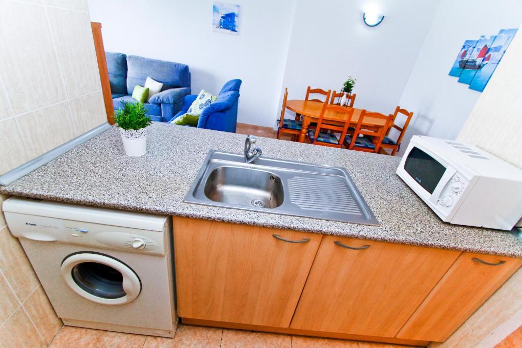 Wohnung Turismar Los Juncos, Ferienhäuser La Pineda
