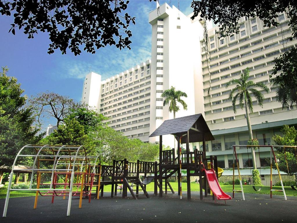 Fitness Hotel Borobudur Jakarta