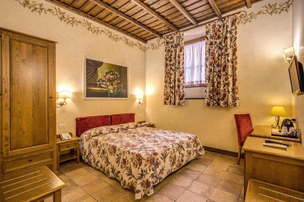 O Residenza San Calisto é uma boa opção de hospedagem em Trastevere