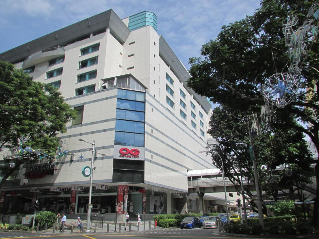 Find Hotels in Singapore