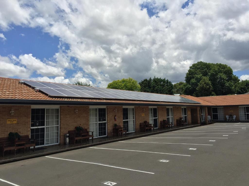 White lanterns motel r servation gratuite sur viamichelin for Reservation motel