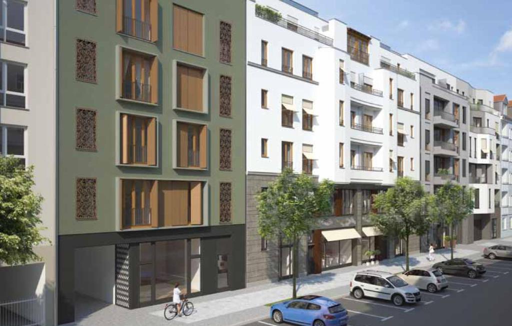 Modern design apartment berlino prenotazione on line for 4 design hotel q berlin