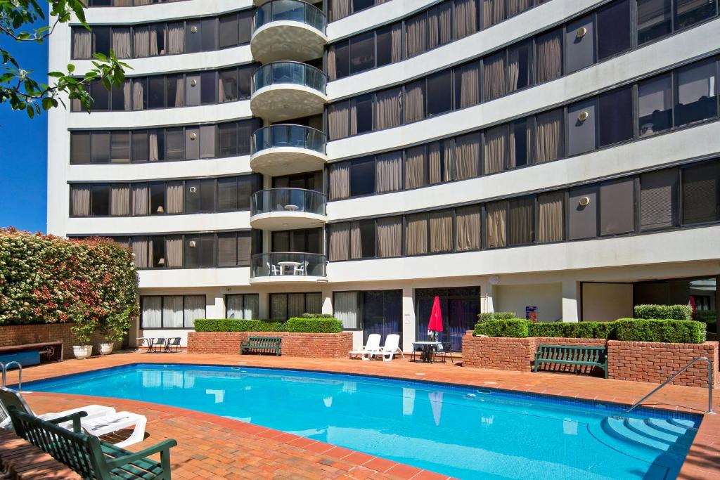 Breakfree Capital Tower Apartments Canberra Online