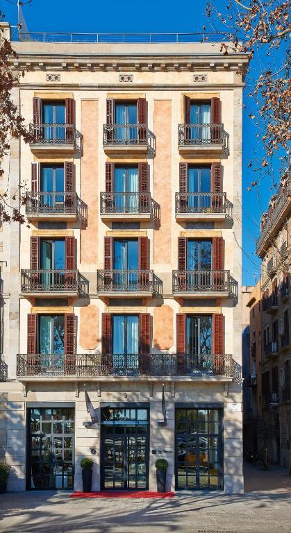 hotel the serras barcelona informationen und buchungen. Black Bedroom Furniture Sets. Home Design Ideas
