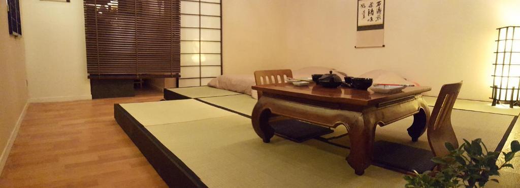 Appartement Studio Japonais Coeur De Nantes Locations De Vacances Nantes