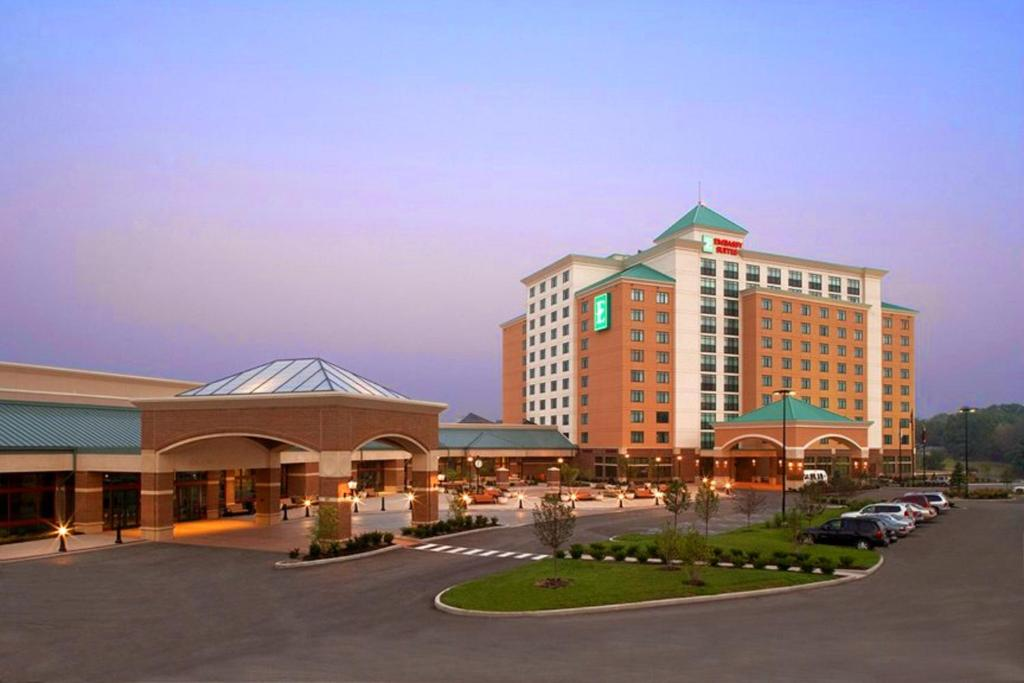 Embassy Suites St Louis St Charles Hotel Spa