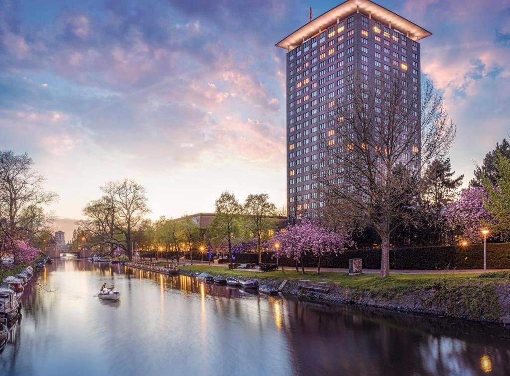 Hotel Okura Amsterdam Booking