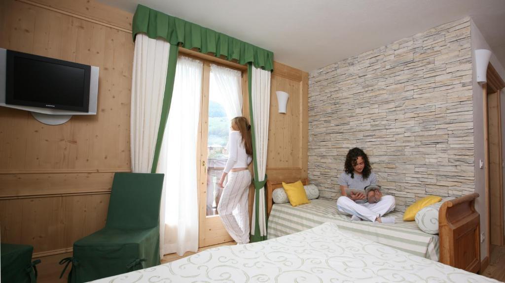 Meubl cima bianca garni bormio reserva tu hotel con for Meuble cima bianca