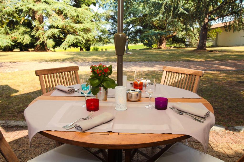 Restaurant Chateau Carbon Blanc