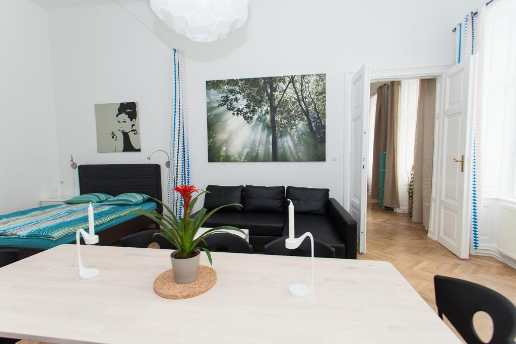 Deluxe Apartment With 3 Rooms Hegelgasse 17 Vienna