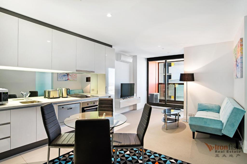 IFSTAYS Serviced Apartment Upper West Side At CBD, Appartu0027hotels Melbourne