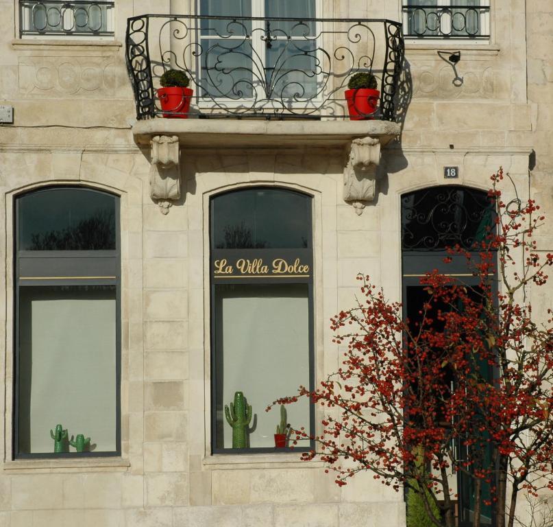 La villa dolce suites chambres d 39 h tes camere b b la for Chambre d hote a la rochelle