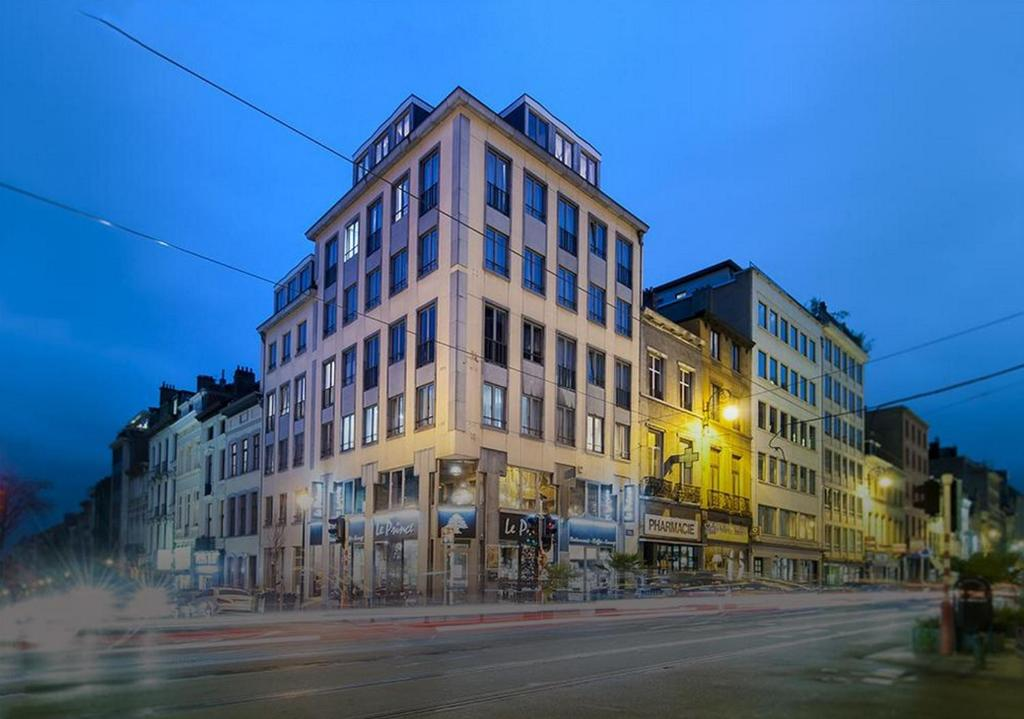 Aparthotel residence agenda brussels book your hotel for Florence appart hotel