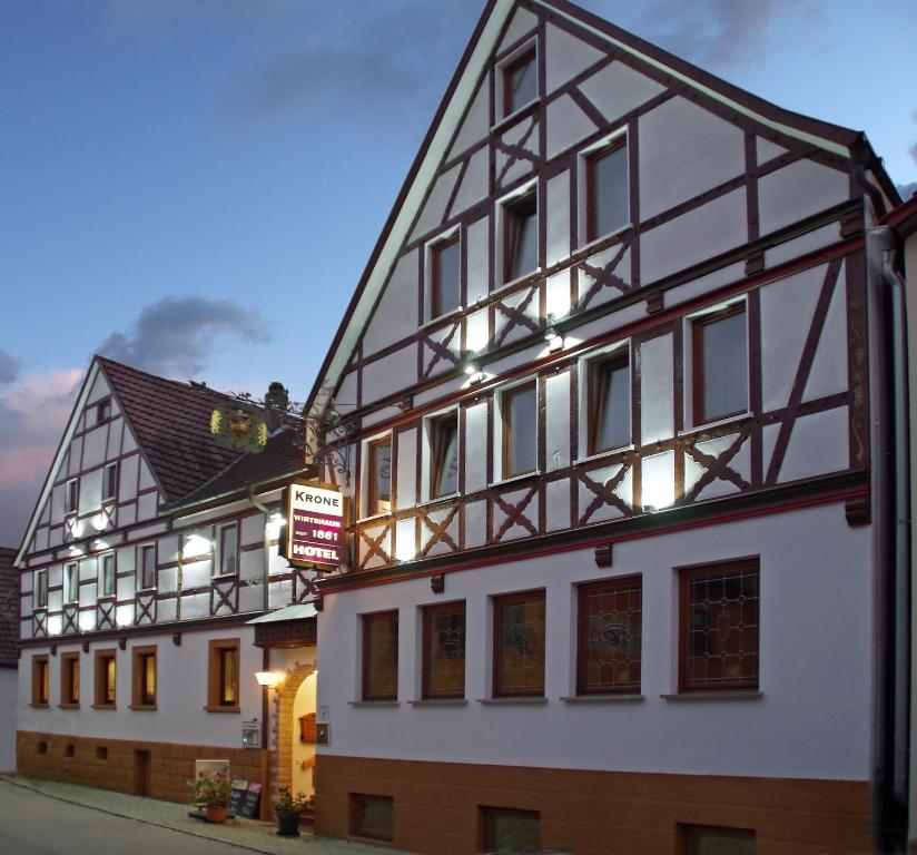 Hotels In Weikersheim Deutschland