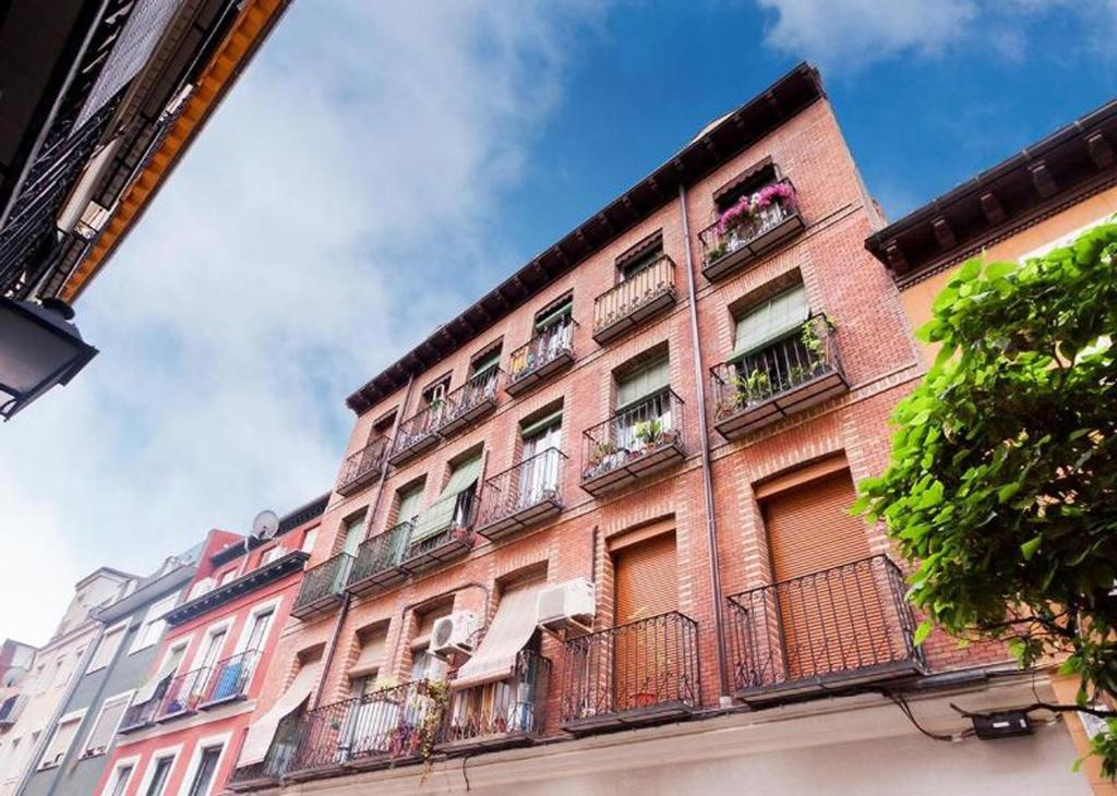 Apartment olivar madrid book your hotel with viamichelin for Appart hotel madrid