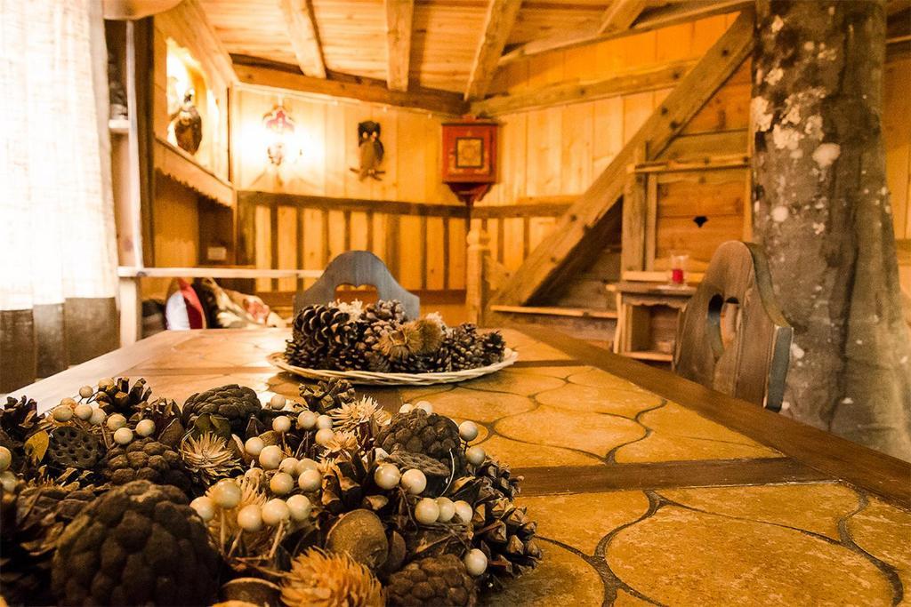 Dolomiti village italia comeglians for Case originali
