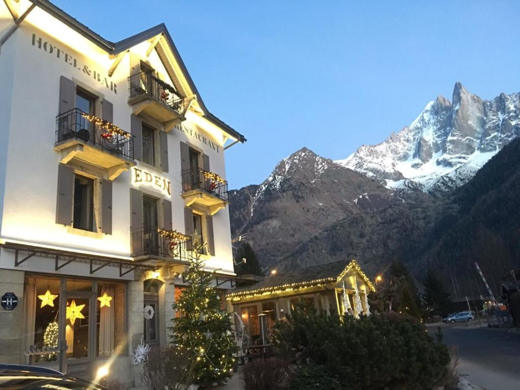 Hotel eden chamonix mont blanc book your hotel with for Hotels chamonix
