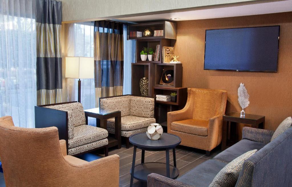 Silver Cloud Hotel Seattle Restaurant