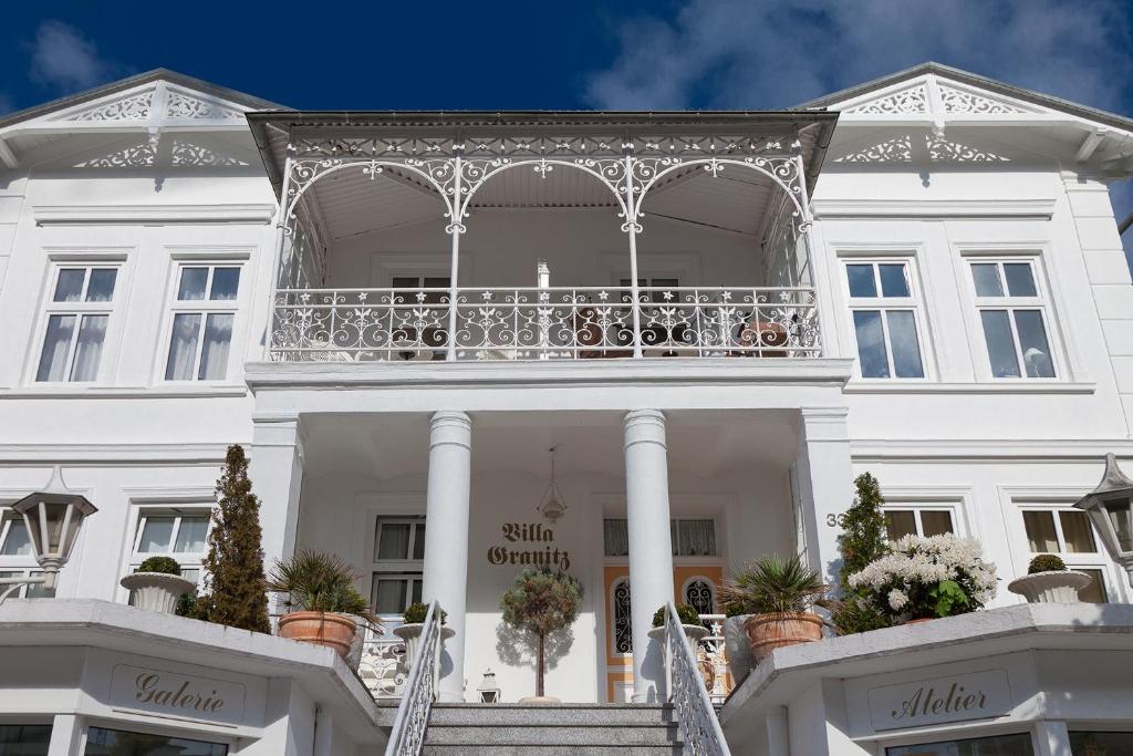 Hotel Villa Granitz Sellin