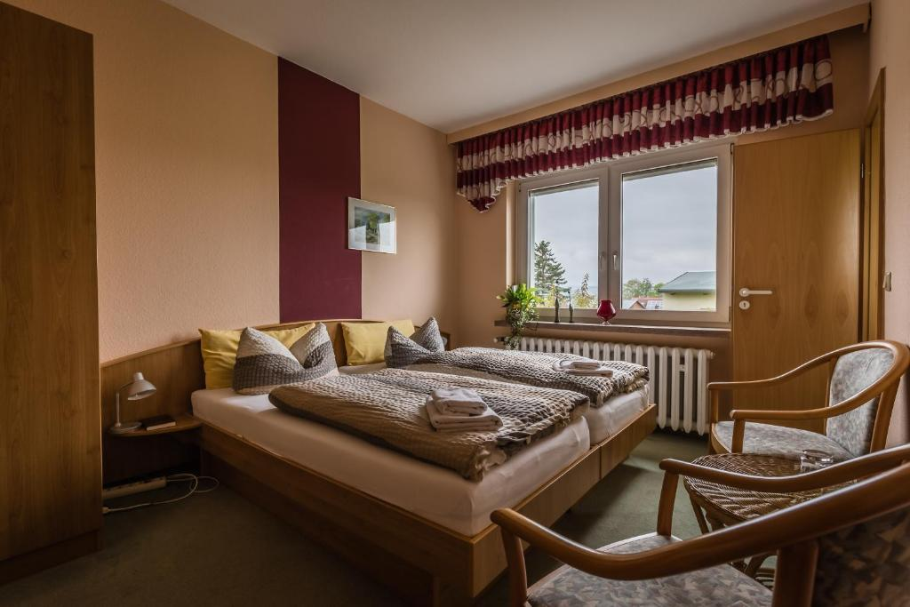 Hotel Pension Rosengarten Sangerhausen