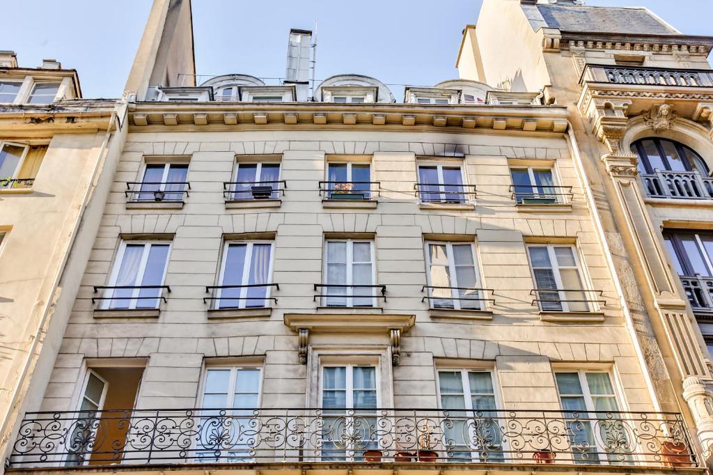 04 best flat montorgeuil 3 paris informationen und for Flat hotel paris