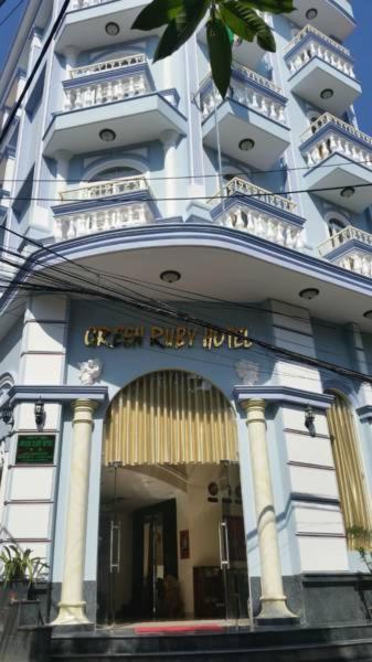 Khách sạn Green Ruby