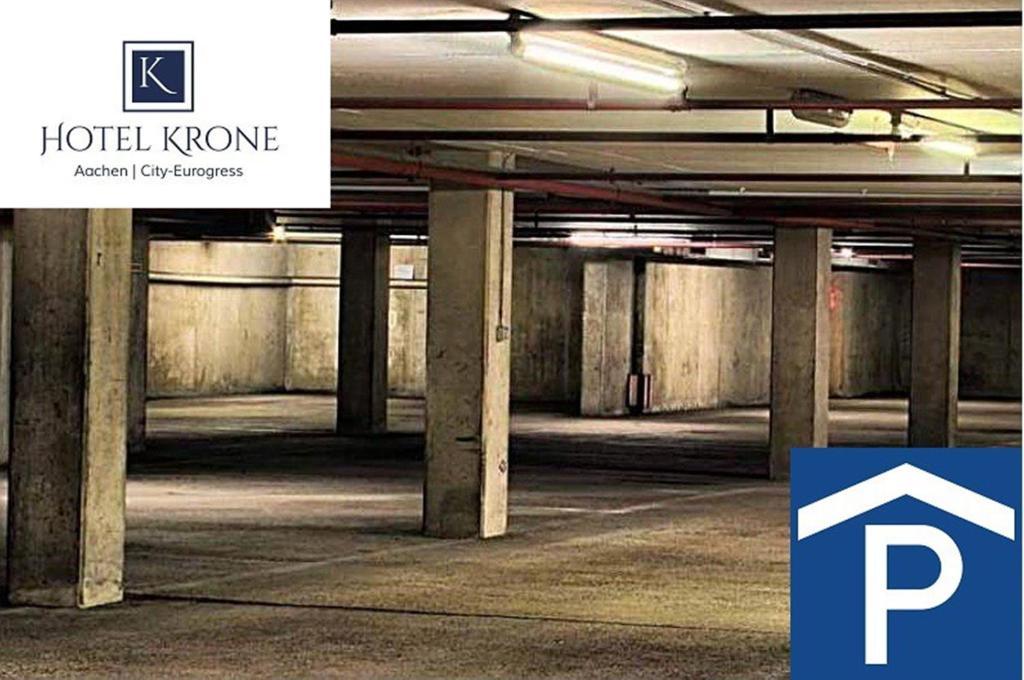 Bewertungen Hotel Krone Aachen