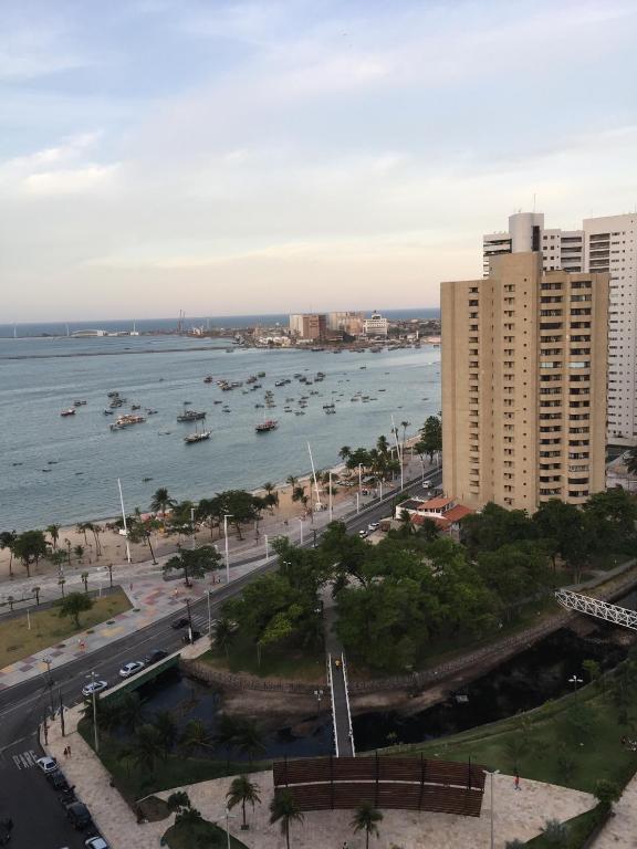 Apartamento Apto Beira Mar de Fortaleza (Brasil Fortaleza) - Booking.com fb8b3e5568