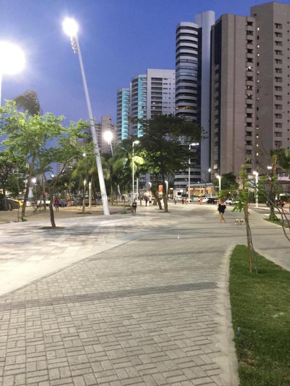 Apartamento Apto Beira Mar de Fortaleza (Brasil Fortaleza) - Booking ... 233bc5a827