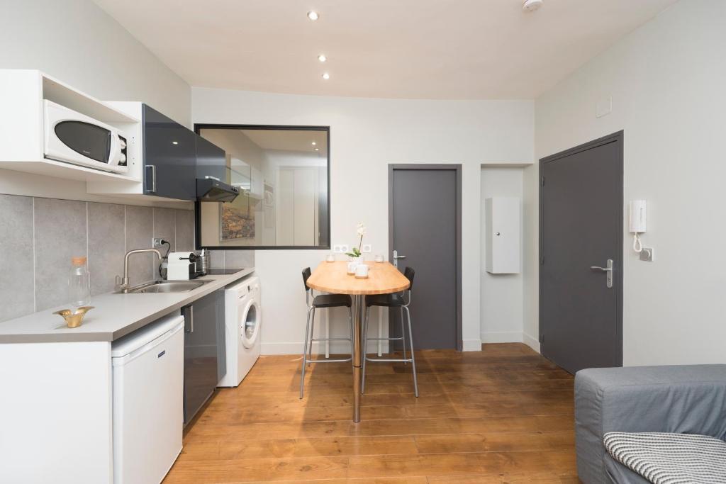 Appartement de charme toulouse centre appartement - Ustensiles de cuisine toulouse ...