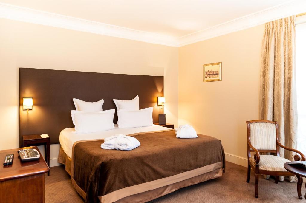 Saint james albany paris hotel spa paris book your for Hotel spa paris couple