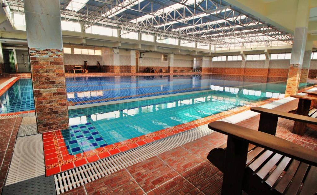 Ac Sport Village Bangkok Reserva Tu Hotel Con Viamichelin