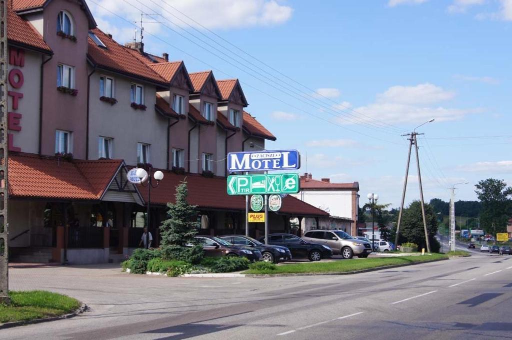 Motel zacisze r servation gratuite sur viamichelin for Reservation motel