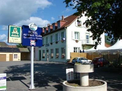 Restaurant Hotel De Fran Ce  Thann