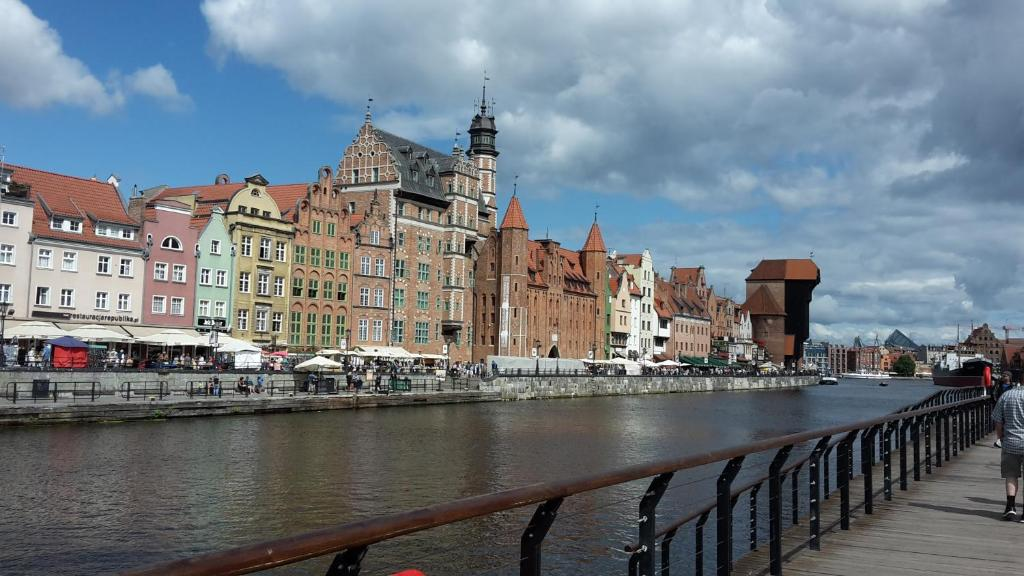 Hotel Hanza Gdansk Parking