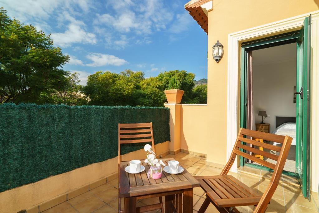 Apartamento jardines del mar espanha j vea for Apartamentos jardines del mar