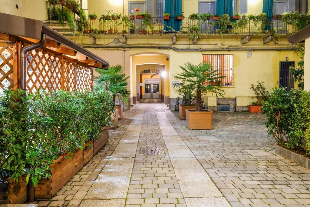 Hotel In Viale Monza Milano