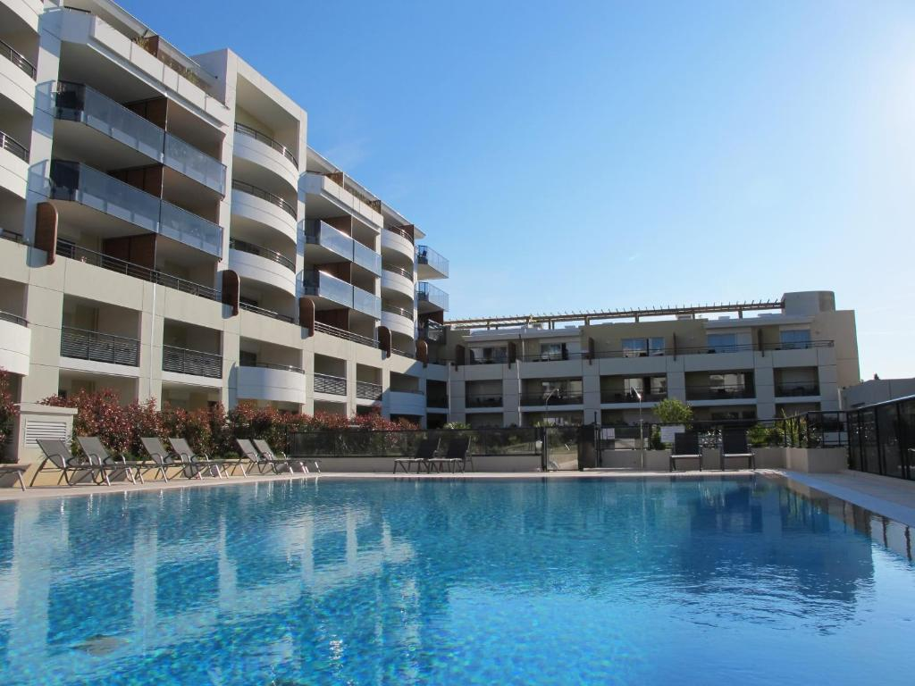 Hotel Le Crystal Cagnes Sur Mer