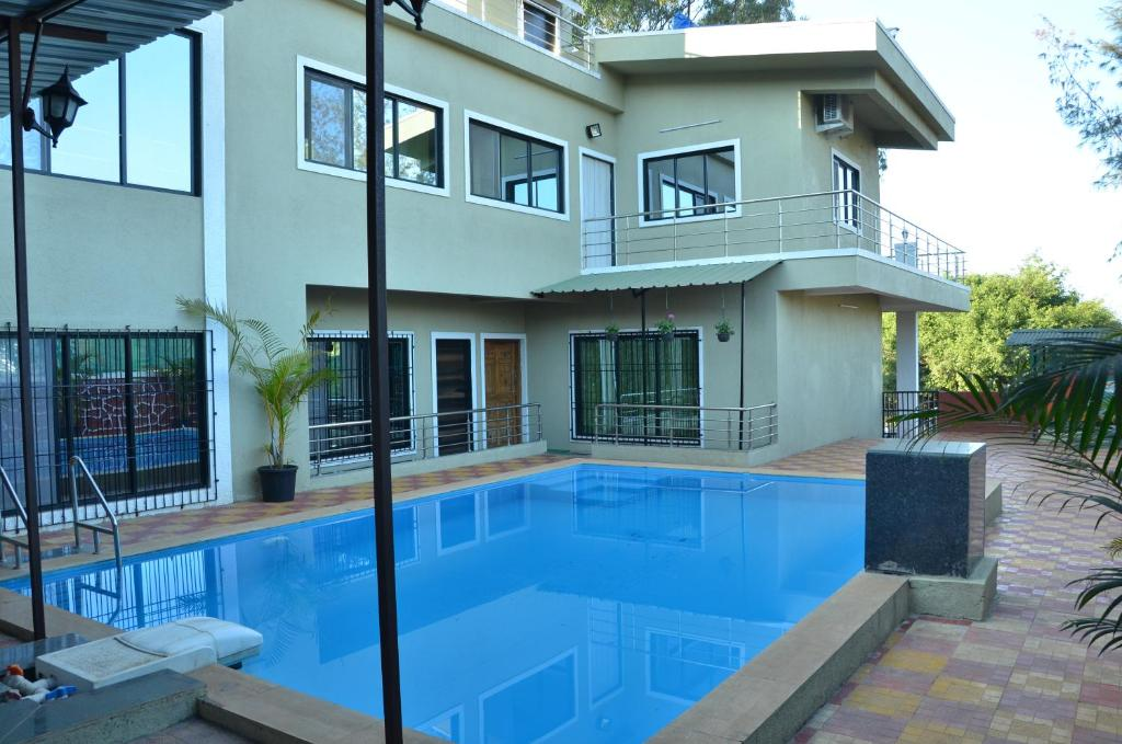 Onella The Villa Panchgani Book Your Hotel With Viamichelin