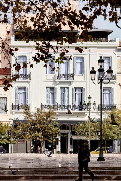 The zillers boutique hotel athens book your hotel with for Boutique hotel athenes