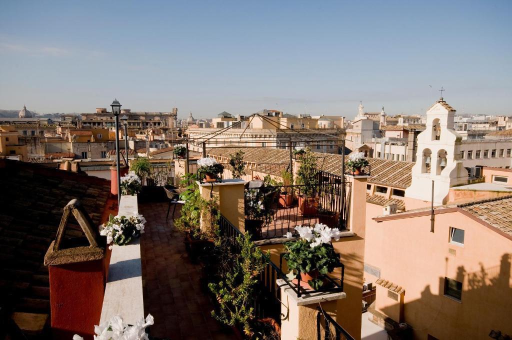 Hotel Trevi Roma Vicolo Del Babuccio