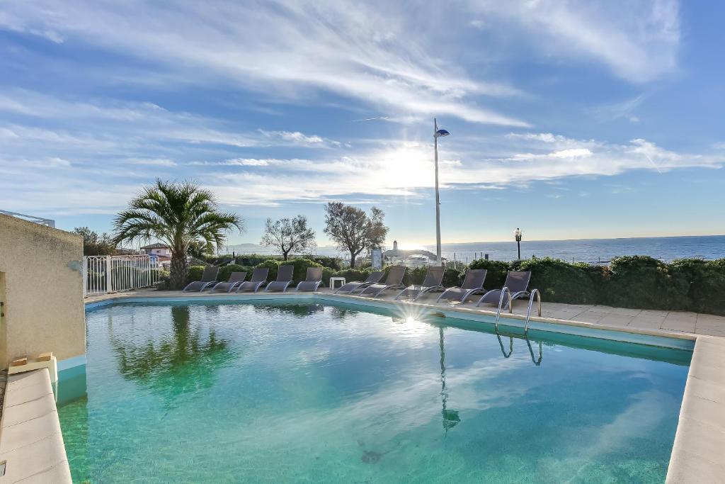 Best Western Hotel Paradou Mediterran 233 E Ch 226 Teauneuf Les