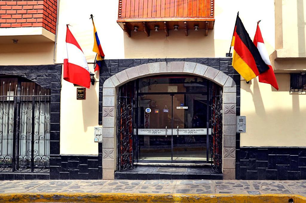 Casona plaza hotel centro puno reserva tu hotel con for Hotel centro