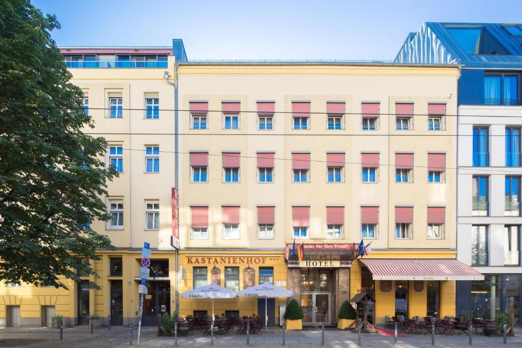 Hotel Jurine Berlin Schwedter Str