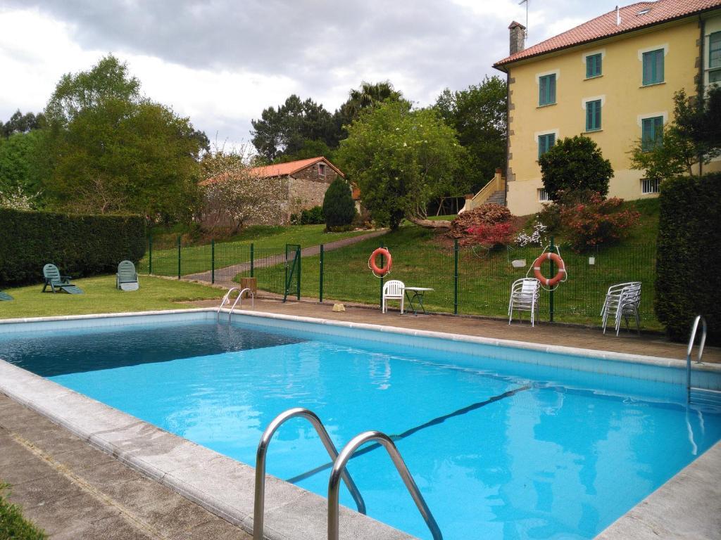 Alvarella campolongo reserve o seu hotel com viamichelin for Piscina campolongo