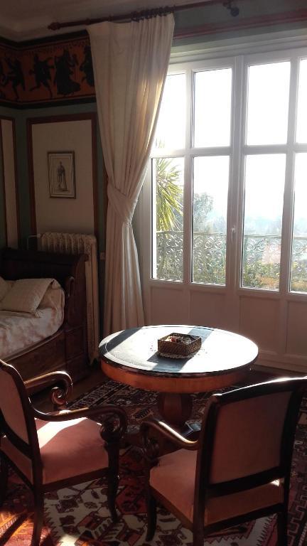 Chambres d 39 h tes ch teau les hauts face mont saint michel - Chambres d hotes le mont saint michel ...