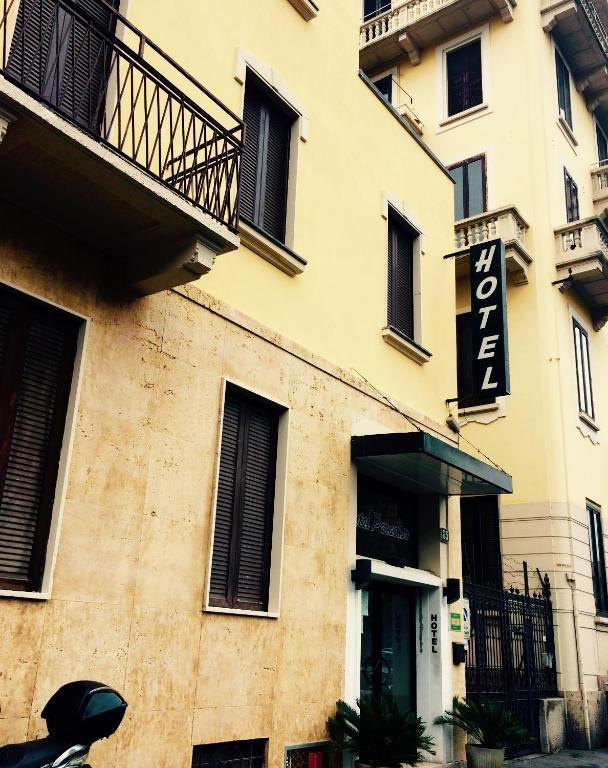 Hotel paradiso milano viamichelin informatie en for Hotel paradiso milano