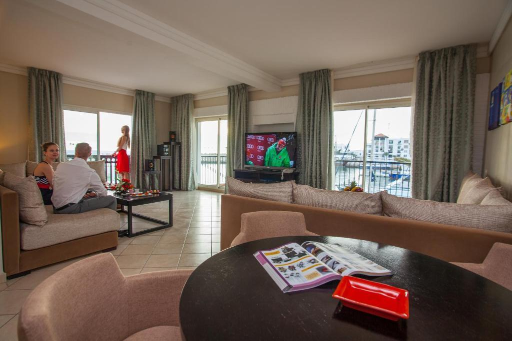 bianca beach family resort agadir prenotazione on. Black Bedroom Furniture Sets. Home Design Ideas